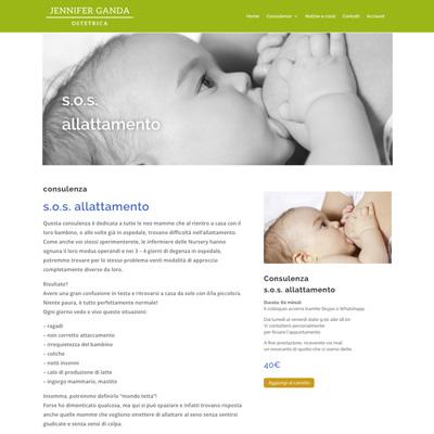 Consulenza allattamento